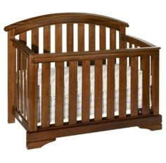 Westwood Design Waverly Convertible Crib with Guard Rail  $499.99