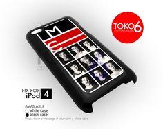 AJ 3666 Magcon Logo Boys - iPod 4 Case | toko6 - Accessories on ArtFire