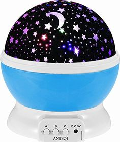Sun And Star Lighting Lamp 4 LED Bead 360 Degree Romantic Room Rotating Cosmos Star Projector With 59 Inch USB Cable, Light Lamp Starry Moon Sky Night Projector Kid Bedroom Lamp for Christmas (Blue) review - http://www.bestseller.ws/blog/home-and-kitchen/sun-and-star-lighting-lamp-4-led-bead-360-degree-romantic-room-rotating-cosmos-star-projector-with-59-inch-usb-cable-light-lamp-starry-moon-sky-night-projector-kid-bedroom-lamp-for-christmas-blue-r/