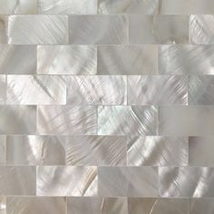 Cheap peel and stick, Buy Quality peel and stick tile directly from China stick kitchen tiles Suppliers: 6 Shell Mosaic Tiles Peel and Stick Mother of Pearl Shell Tile for Kitchen Backsplashes, x White Brick Luxury Tile, Kitchen Backsplash, Shell Mosaic, Mother Of Pearl Backsplash, Backsplash, Shell Mosaic Tile, Pearl Tile, Kitchen Tiles Backsplash, Shell Tiles