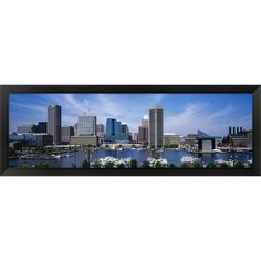 This glossy panoramic photo print is framed and ready to hang. With high quality, handmade craftsmanshipThis framed print is meant to last for years to come.