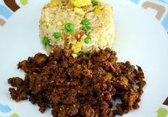 Manila Spoon: Easy Garlic Fried Rice (Sinangag)