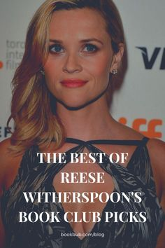 Searching for fresh book club book ideas? Check out our roundup of the best recommendations from Reese Witherspoon. #books #bookclub #reese