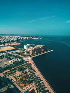 Thessaloniki Thessaloniki, Macedonia, Ghosts, Airplane View, River, Country, City, Outdoor, Beautiful