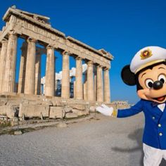 Starting in 2013 Disney Cruise is heading to Greece!!!