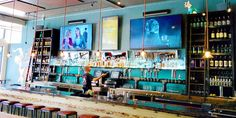 Taps SF digital signage