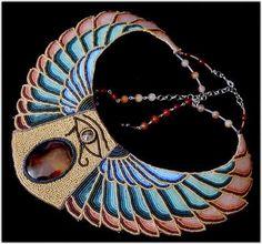 (49) preview | Beaded | Ожерелья, Крылья и Бисер