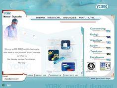 CD design - Medical Disposables 1