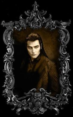 Xavier Delacroix, Dracula's favored Member of the Vampire Order. - The Dark World: Book 1 by S.C. Parris