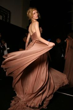 Elie Saab haute couture. Like our inspiration? Visit our shop here: http://www.etsy.com/shop/LeVintageSloth