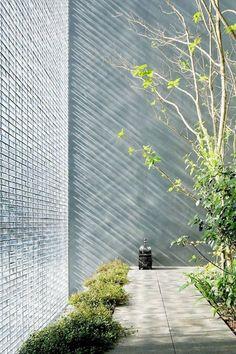 Landscape Ideas | Outdoor Atrium | Mid Century Modern | Exterior Architecture | Decorative Screen | Home Design