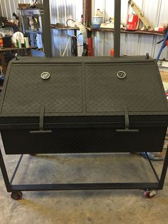 BarBQue Pit Custom Bbq Smokers, Custom Bbq Pits, Grills, Entryway Tables, Buffet, Projects To Try, Furniture, Home Decor, Custom Bbq Grills