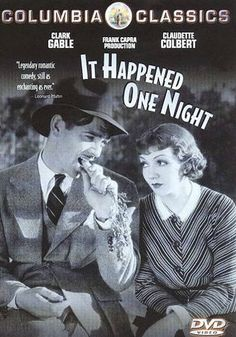 1934 Best (probably in everything) winners for Picture, Actor (Clark Gable), Actress (Claudette Colbert), and director (Frank Capra)