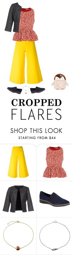 """""""Meh, yellow culotte pants"""" by brooklynbeatz ❤ liked on Polyvore featuring M Missoni, Preen, ONLY, Steven by Steve Madden, Bling Jewelry, Accessorize, women's clothing, women's fashion, women and female"""