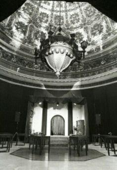 Antiga Cúpula Venus - Teatre Principal de Barcelona