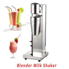 78.50$  Buy now - http://alizc6.worldwells.pw/go.php?t=32658775315 - Electric milk shaker machine stainless steel single head milk shake machine with speed regulator milk shaker blender