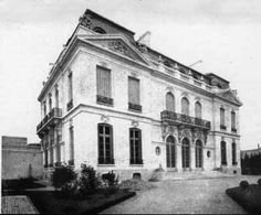 Palacio Alvear 1910 Bs.As. Bs As, Good Old Times, South America, Castle, Around The Worlds, Design Inspiration, House Design, Architecture, Building