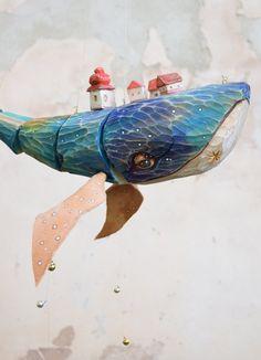 WHALE by Borekko