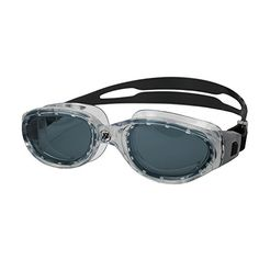Barracuda Swimming MANTA Goggles Gray AntiFog UV Protection Easy Adjustment Oversize Triathlon Open Water for Adults Men Women -- To view further for this item, visit the image link.Note:It is affiliate link to Amazon.