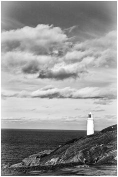 Another view of Trevose Lighthouse by Paul Manning, via 500px