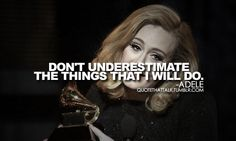 20 Best Adele Quotes | ~She Exists~ | to Add Colors in Life