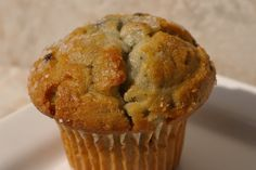 My Catholic Kitchen » Sour Cream Blueberry Muffins -going to try this with strawberries!