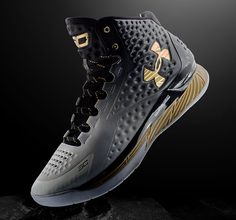 Here's Steph Curry's First Under Armour MVP Sneaker
