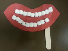 Dental Health and Hygiene craft