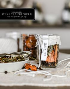 Handmade Christmas Gift: Stove Top Potpourri — Boxwood Avenue Homemade Potpourri, Potpourri Recipes, Homemade Gifts, Diy Gifts, Gift Crafts, Clay Crafts, Handmade Christmas Gifts, Handmade Home Decor, Xmas Gifts