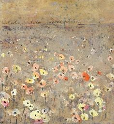 ANSELM KIEFER    Waterloo Waterloo, morne plaine  2000  Paint, emulsion, sand, and ashes on color photographic paper  114 x 104.5 cm