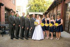 Wedding Party Photos | PHOTO SOURCE • BLUME PHOTOGRAPHY LLC