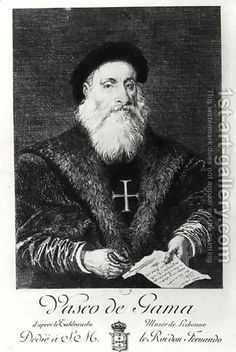Vasco de Gama: Commander of the first ship to sail directly from Europe to India #140travellers