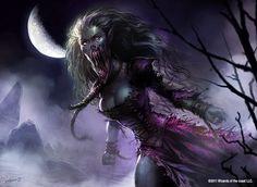 Deathshriek Banshee by velinov.deviantart.com on @deviantART