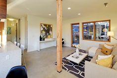La Casa más Verde de la Cuadra, Seattle, WA - Caron Architecture - © Tucker English