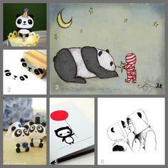 Panda Love | This Handmade Life