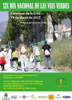 El próximo día 13 se celebra el Día Nacional de las Vías Verdes. Inscríbete y disfruta de un día diferente.