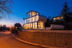 Exclusive modern house in Zurich by Evolution Design