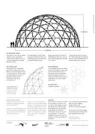 Dome of visions - Construktion