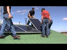 A new blog post about Solar Panels has been added at http://greenenergy.solar-san-antonio.com/solar-energy/solar-panels/solar-panel-install-to-skymax-grid-tie-inverter-diy-how-to/