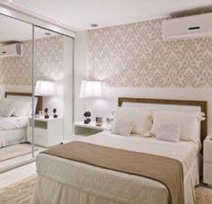 15 quartos de casal pequenos e aconchegantes - Portal Trends
