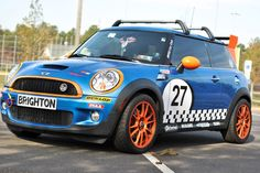 "Ultraleggera 17"" on Mini Cooper S #"