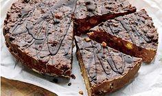 Hugh Fearnley-Whittingstall's Fairtrade Fridge Cake