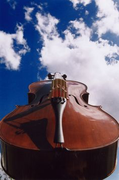 My Cello by Morgan Ferrell