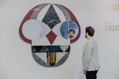 Jaime Hayon fashions quartz mask for Design Museum Holon - News - Frameweb