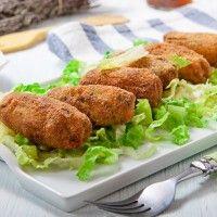 Chicken Corquettes - Ramazan Recipes Find the recipe on www.desiappetite.com