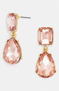 BaubleBar 'Diva' Drop Earrings available at #Nordstrom