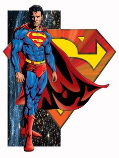 Superman by Hawk