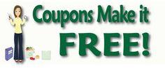 Coupons Make it Free Blog