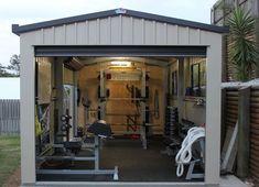 Inspirational Garage Gyms & Ideas Gallery Pg 9 | Garage gym, Gym and ...