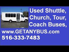Used Church Buses For Sale In New Jersey | 2009 Ford E350 Non-CDL 14 Passenger Limo Shuttle Bus - Luxurious passenger cabin  for comfortable group travel. The Padded Interior is in excellent shape, having been cleaned regularly. THIS BUS IS IN EXCELLENT CONDITION BOTH INSIDE AND OUT! For more information on our used church buses for sale in new jersey call CHARLIE at 516-333-7483 or visit us at http://www.GETANYBUS.com